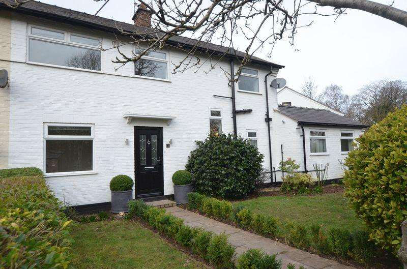 4 Bedrooms Semi Detached House for sale in Woodfields, Christleton, Chester