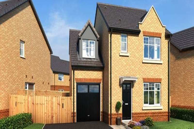 3 Bedrooms Detached House for sale in The Laytham, Gibfield Park Avenue, Atherton, Manchester, M46