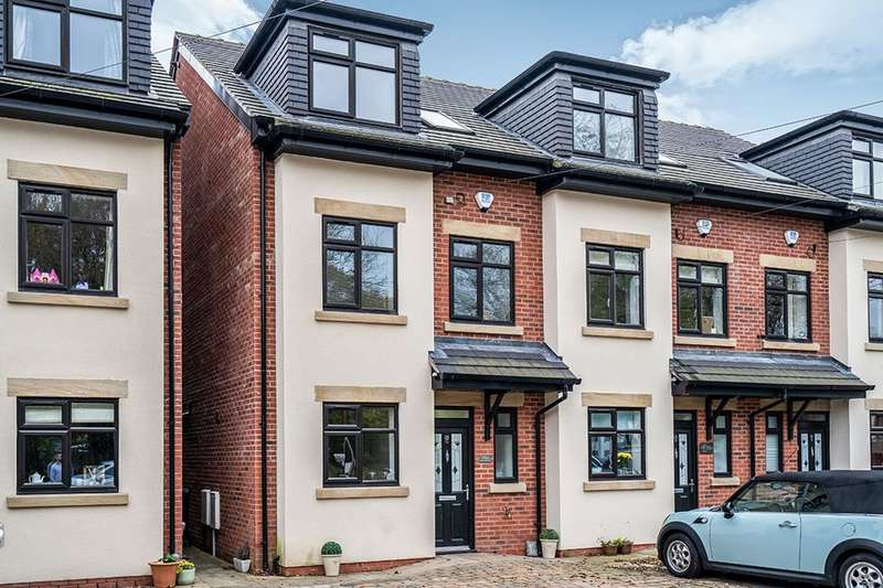 4 Bedrooms Property for sale in C Higher Green Lane, Astley,Tyldesley, Manchester, M29