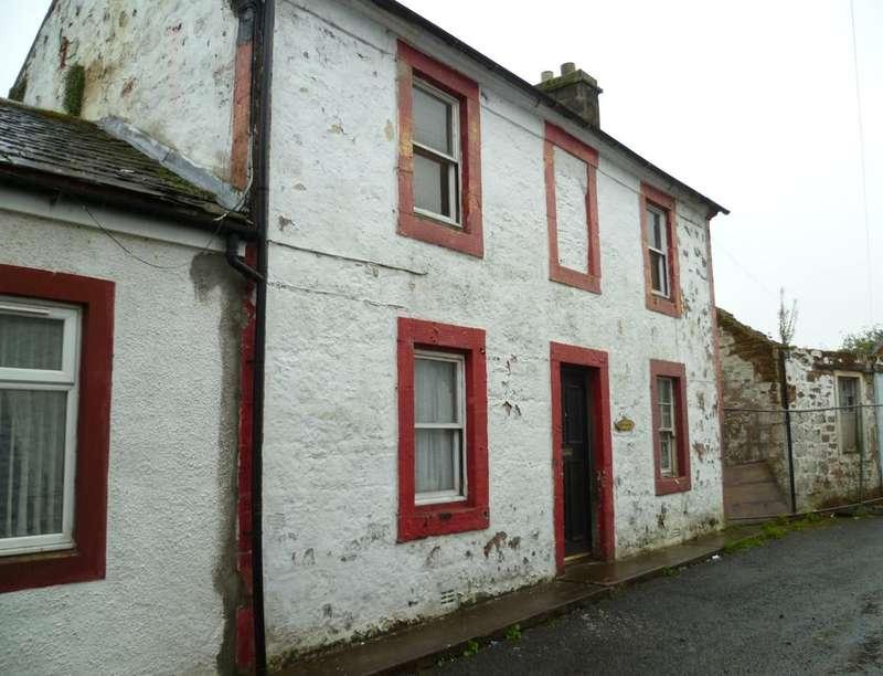 3 Bedrooms Property for sale in Church Street, Ecclefechan, Lockerbie, DG11