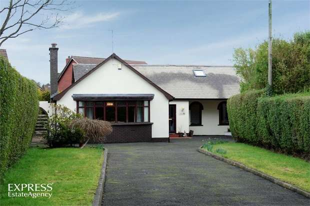 5 Bedrooms Detached House for sale in Dillons Avenue, Newtownabbey, County Antrim