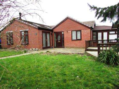 3 Bedrooms Bungalow for sale in James Street, Audenshaw, Manchester, Greater Manchester