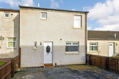 3 Bedrooms Terraced House for sale in Bowhouse Rise, Girdle Toll, Irvine, North Ayrshire