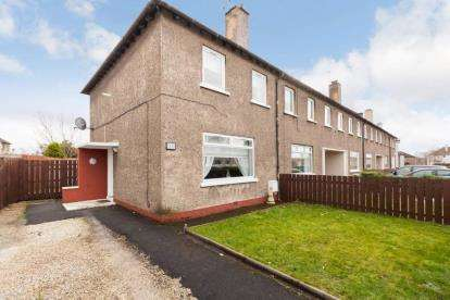 2 Bedrooms End Of Terrace House for sale in Blackstone Crescent, Glasgow, Lanarkshire