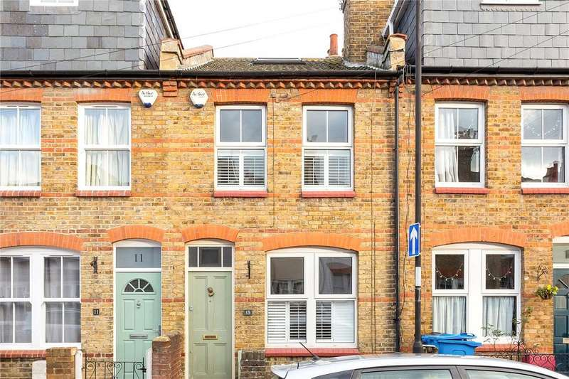 3 Bedrooms Terraced House for sale in 13 Bourne Avenue, Windsor, Berkshire, SL4