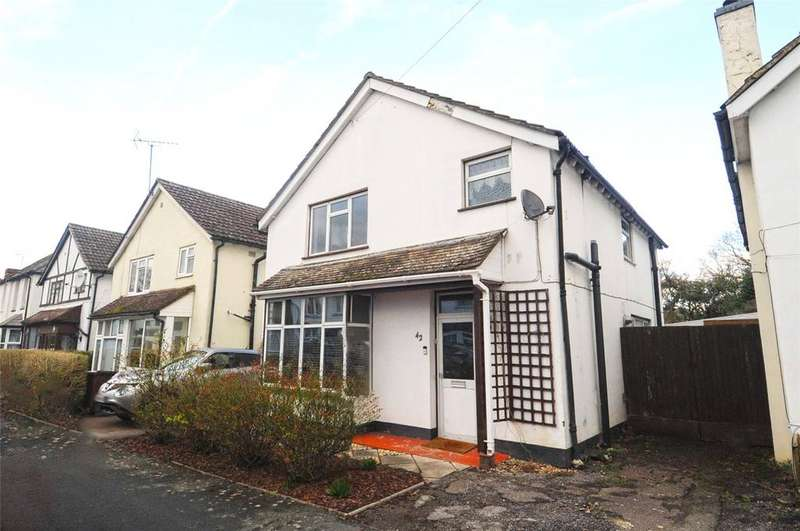 3 Bedrooms Detached House for sale in Frimley, Camberley, Surrey, GU16