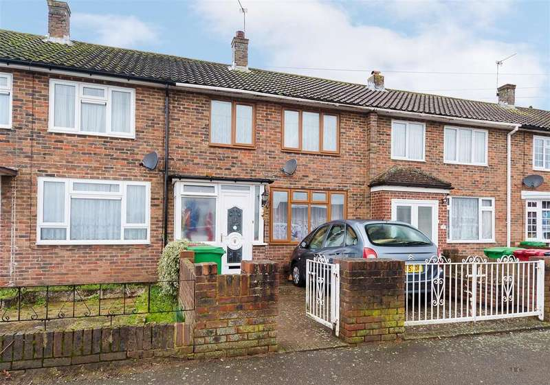 2 Bedrooms Terraced House for sale in Monksfield Way, Slough