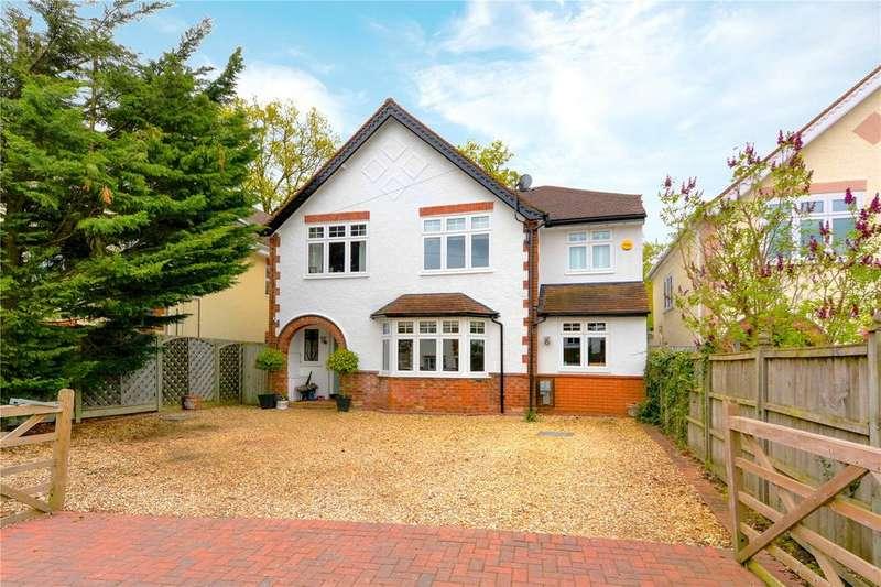 4 Bedrooms Detached House for sale in Oxford Road, Wokingham, Berkshire, RG41