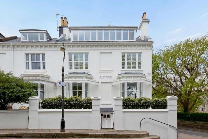 5 Bedrooms End Of Terrace House for sale in Clifton Terrace, Brighton