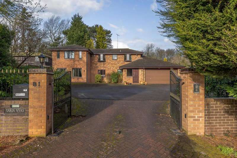 6 Bedrooms House for sale in Lovelace Avenue, Solihull
