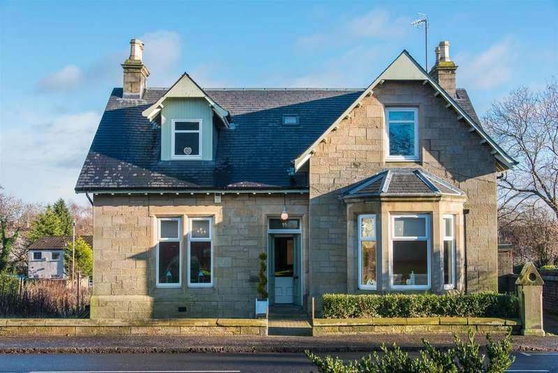 5 Bedrooms House for sale in Locheil, 33 Station Road, Broxburn, EH52 5QR