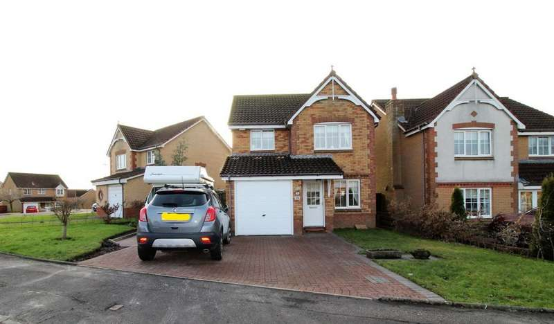 3 Bedrooms Detached House for sale in Wallacetown Avenue, Southcraigs, KA3