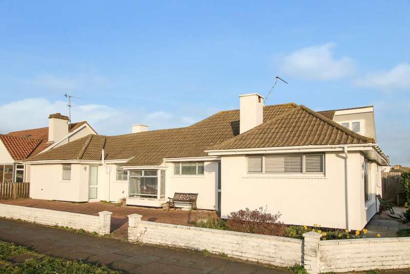 3 Bedrooms Detached Bungalow for sale in Old Fort Road, Shoreham-by-Sea, West Sussex BN43 5HL