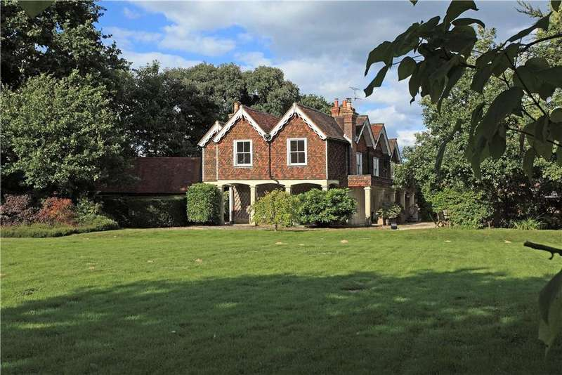 6 Bedrooms Detached House for sale in Isfield, Uckfield, East Sussex, TN22