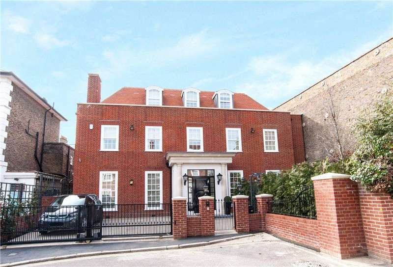 6 Bedrooms Detached House for sale in Acacia Place, St John's Wood, London, NW8