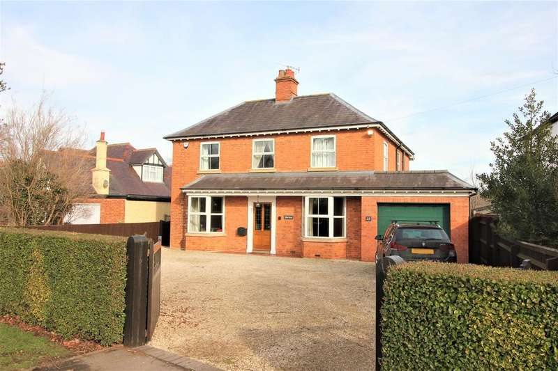 4 Bedrooms Detached House for sale in London Road, Shipston On Stour