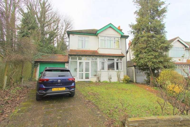 4 Bedrooms Detached House for sale in Beddington Gardens, Carshalton
