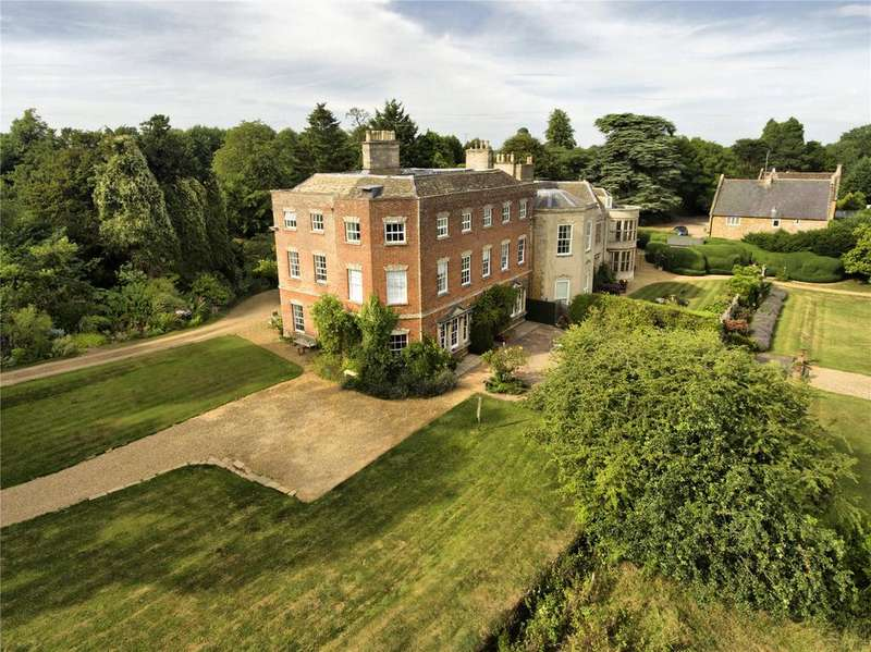5 Bedrooms Town House for sale in Glendon Hall, Glendon, Kettering, Northamptonshire