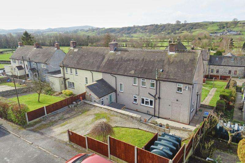 4 Bedrooms Semi Detached House for sale in Bank Side, Hartington, Derbyshire, SK17