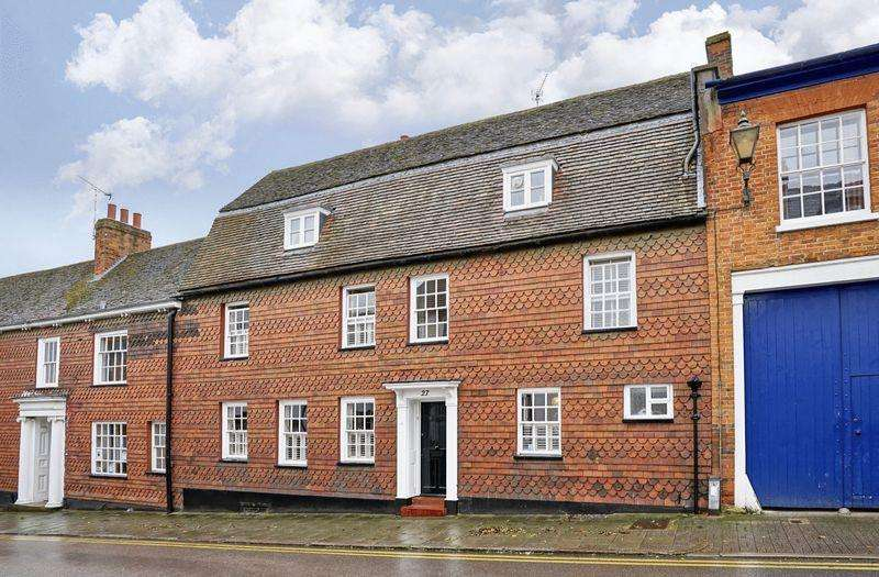 5 Bedrooms Terraced House for sale in The Tilehouse, Tilehouse Street, Hitchin