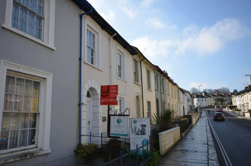 4 Bedrooms Terraced House for sale in Ferris Town, Truro