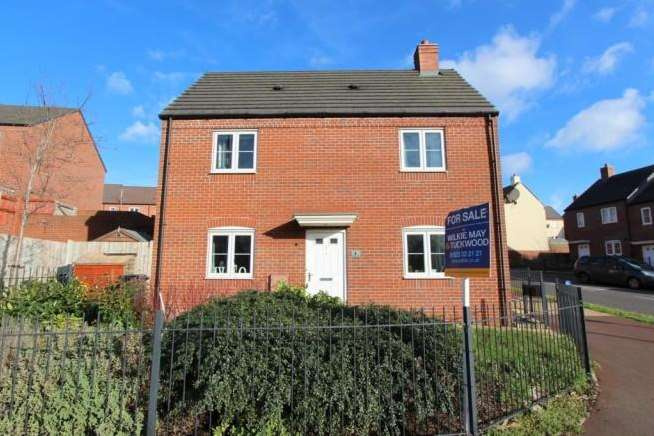 3 Bedrooms Property for sale in Grove Gate, Staplegrove, Taunton