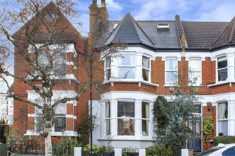 4 Bedrooms Terraced House for sale in Victoria Road, Alexandra Park, London