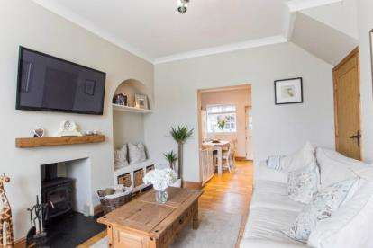 2 Bedrooms Terraced House for sale in Mayfield Cottages, Cribbs Causeway, Bristol