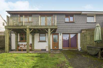 3 Bedrooms Semi Detached House for sale in St. Breward, Bodmin