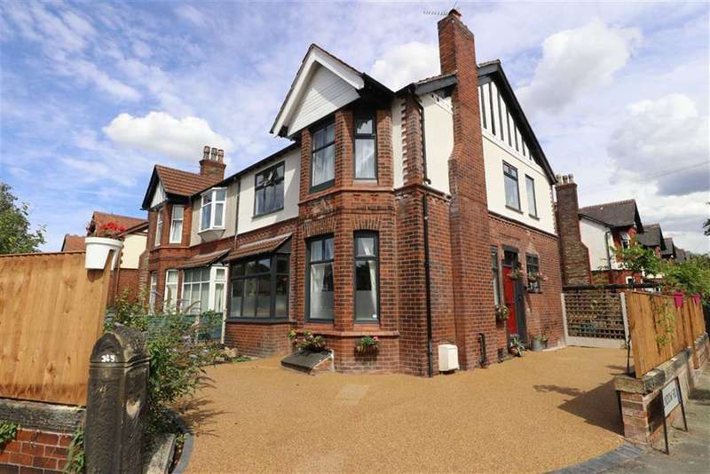 4 Bedrooms Semi Detached House for sale in Seymour Grove, Old Trafford, Trafford, M16