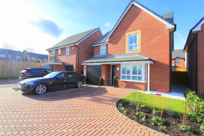 4 Bedrooms Detached House for sale in Springwell Avenue, Roby, Liverpool