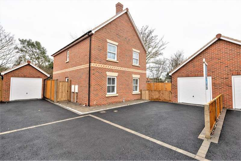 4 Bedrooms Detached House for sale in The Chamberlain, Plot 7 Kirby Grange