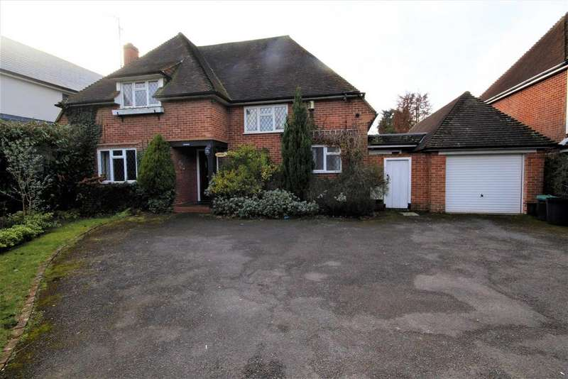 3 Bedrooms Detached House for sale in Parkway Drive, Sonning, Reading