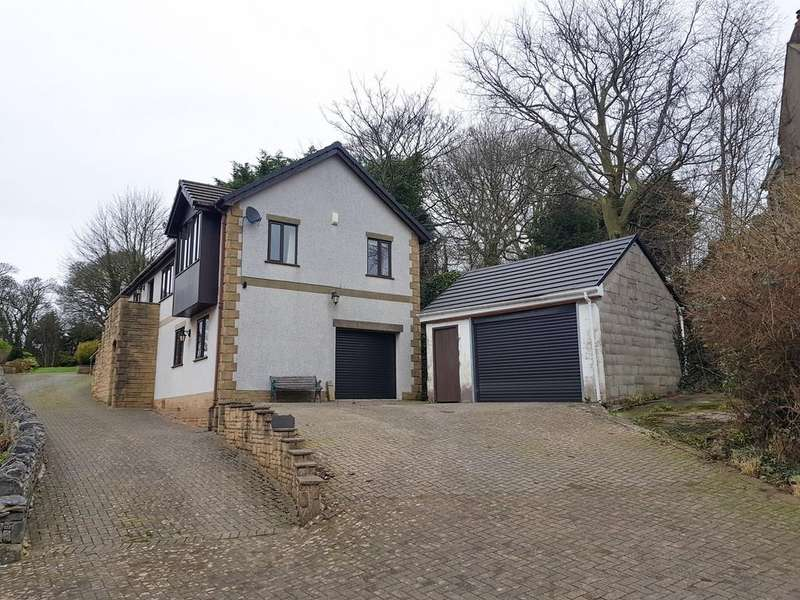 3 Bedrooms Detached House for sale in Bali Ha'i, Dalton-in-Furness, Cumbria LA15 8BG