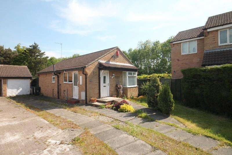 2 Bedrooms Detached Bungalow for sale in Willowbank, Coulby Newham