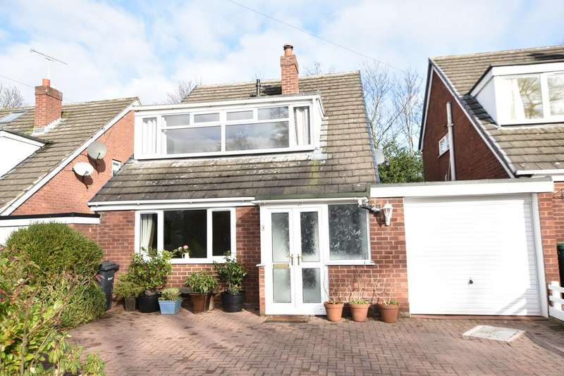 3 Bedrooms Link Detached House for sale in Dawson Drive, Chester