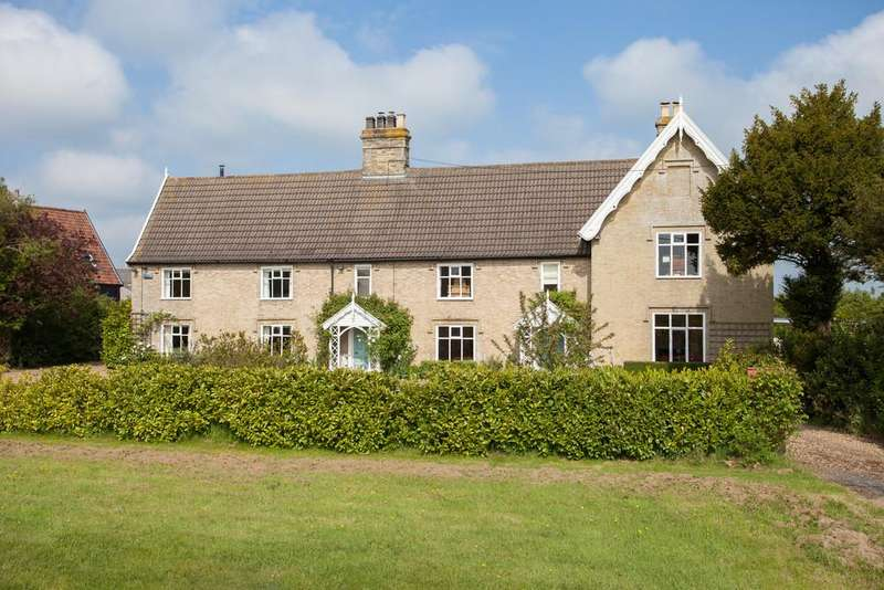 7 Bedrooms Detached House for sale in All Saints South Elmham, Halesworth