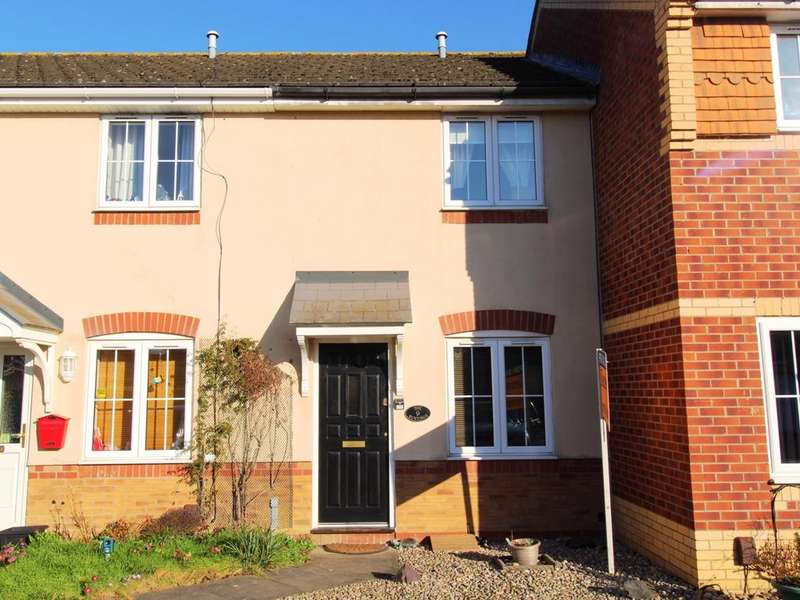 2 Bedrooms Terraced House for sale in The Buntings, Sandy SG19