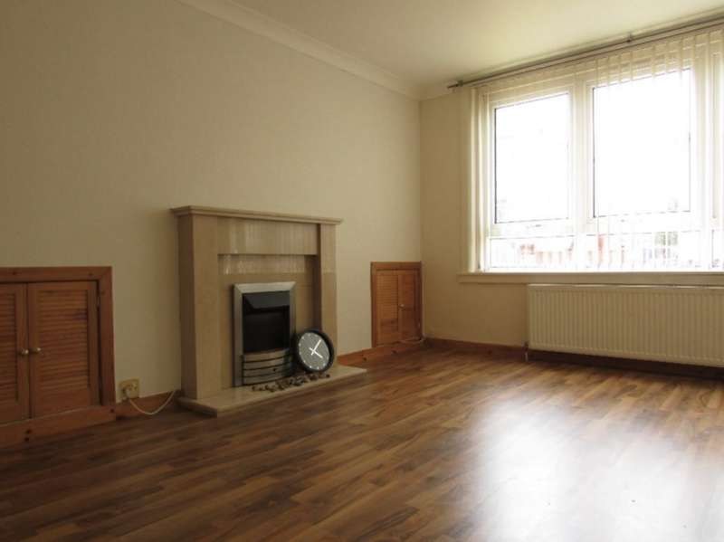 3 Bedrooms Ground Flat for sale in Wylie Crescent , Cumnock KA18
