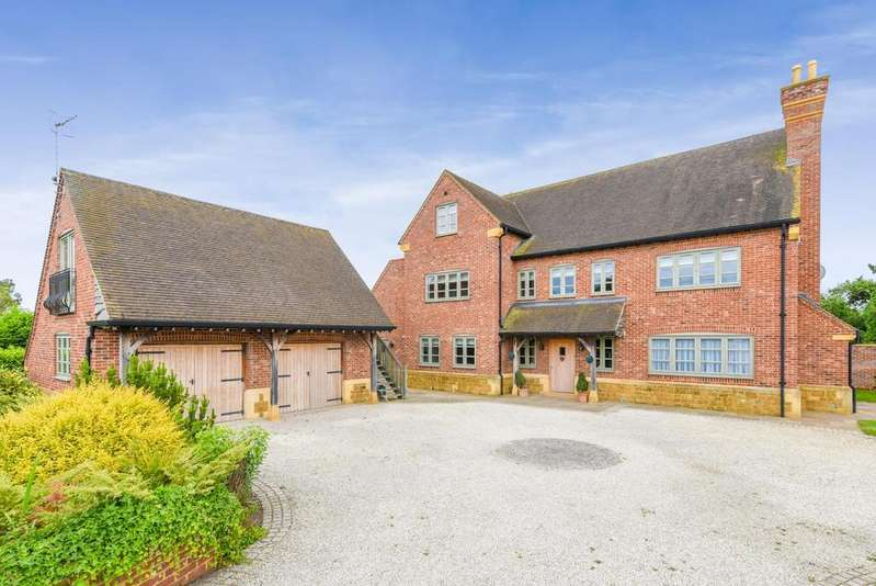 6 Bedrooms Detached House for sale in Admington Shipston-On-Stour