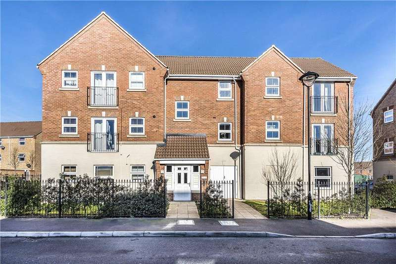 2 Bedrooms Apartment Flat for sale in Drakes Avenue, Leighton Buzzard, Bedfordshire