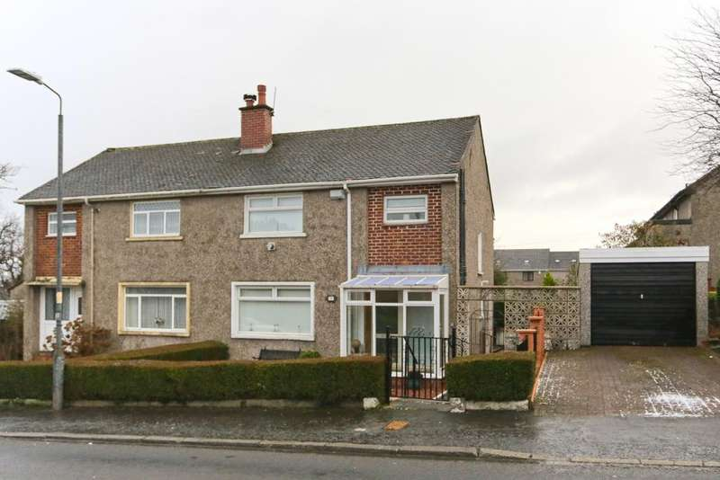 3 Bedrooms Semi Detached House for sale in 3 Tower Road, JOHNSTONE, PA5 0AD