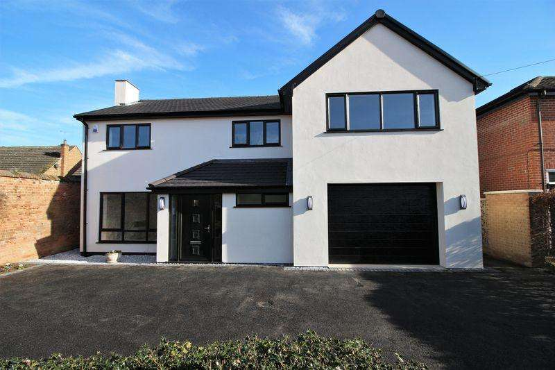 4 Bedrooms Detached House for sale in Lamcote Gardens, Radcliffe on Trent, Nottingham