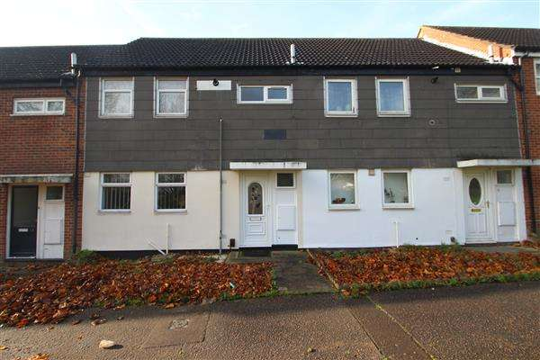 3 Bedrooms Terraced House for rent in Cyril Childs Close, Greenstead, Colcheser