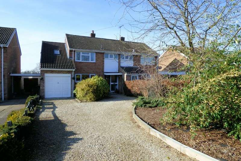 4 Bedrooms Semi Detached House for sale in West Avenue, Hilton