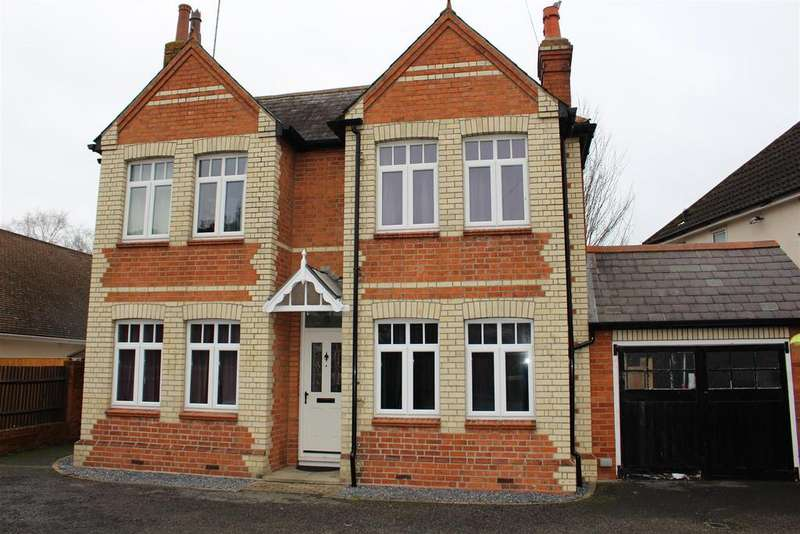 3 Bedrooms Detached House for sale in Reading Road, Woodley, Reading