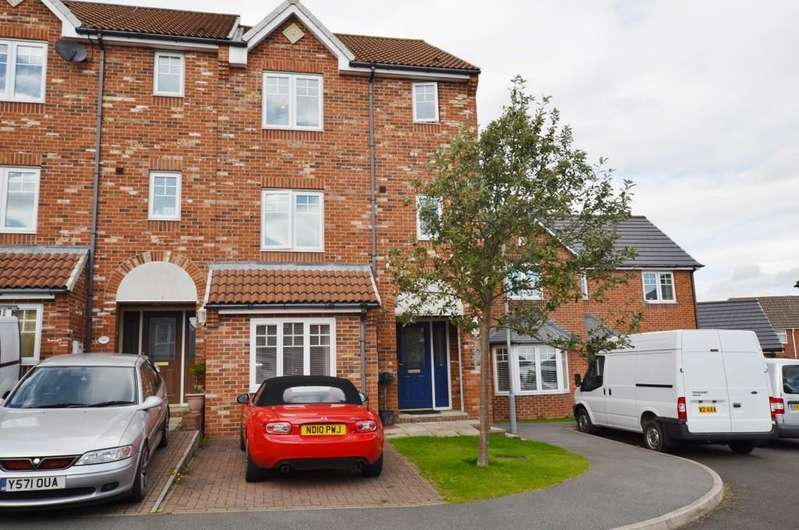 4 Bedrooms Town House for sale in Tyne Vale, Stanley