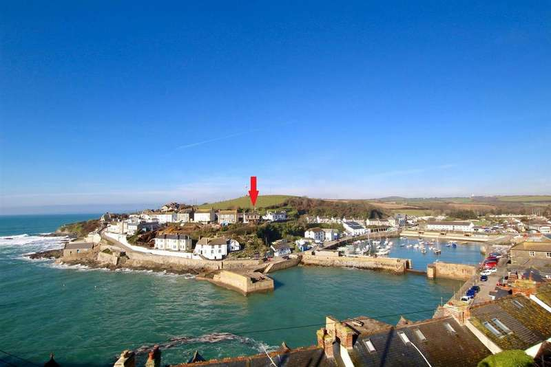 6 Bedrooms Detached House for sale in Claremont Terrace, Porthleven