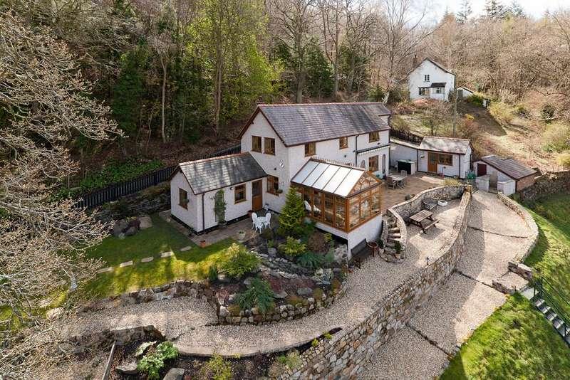 3 Bedrooms Detached House for sale in Berwyn