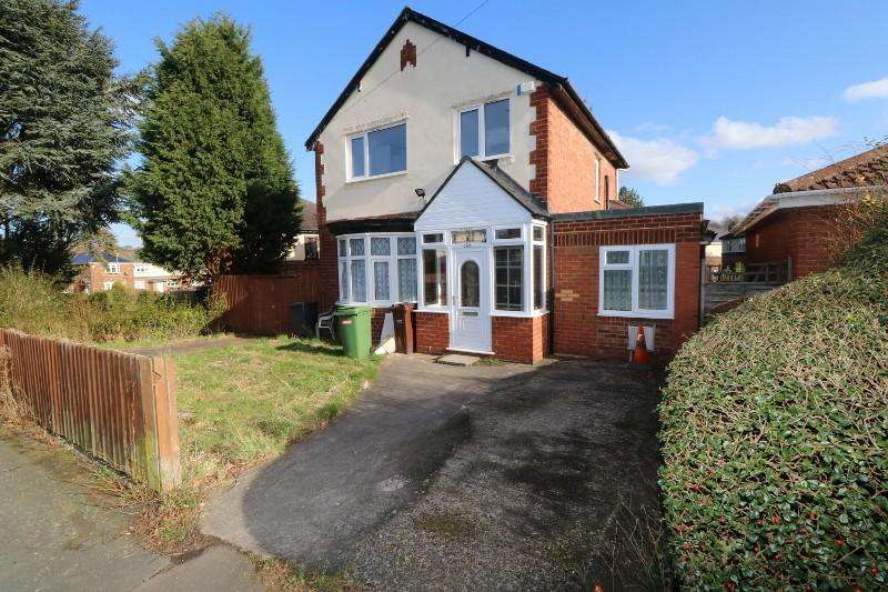 3 Bedrooms Detached House for sale in Villiers Avenue, Bilston, West Midlands, WV14